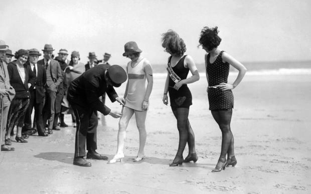 Bathing Suit Fashion Police