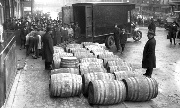 Prohibition 1921