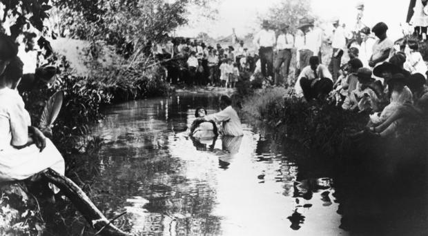 Baptism by Ken O'Brien