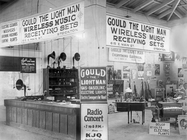 Gould The Light Man