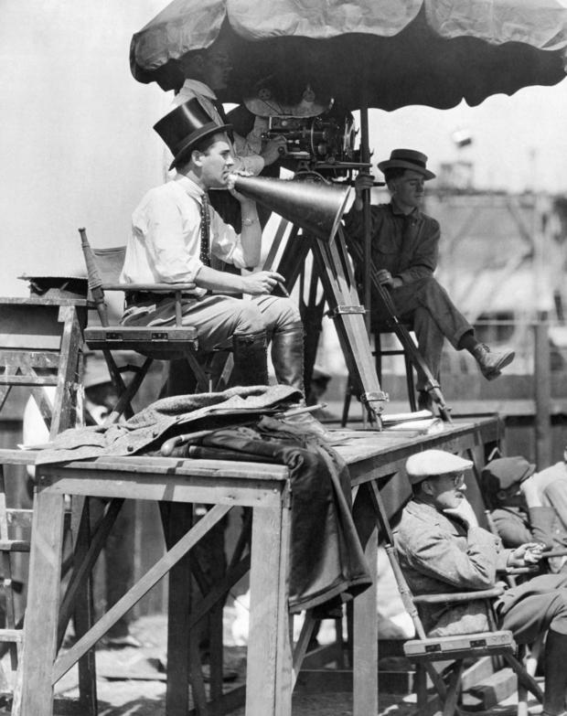 Director Rex Ingram