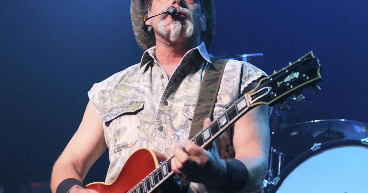 Defiant Ted Nugent admits he tested positive for COVID-19