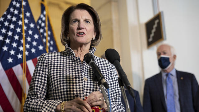 Senate Final Vote On Stimulus Likely Pushed Into Weekend
