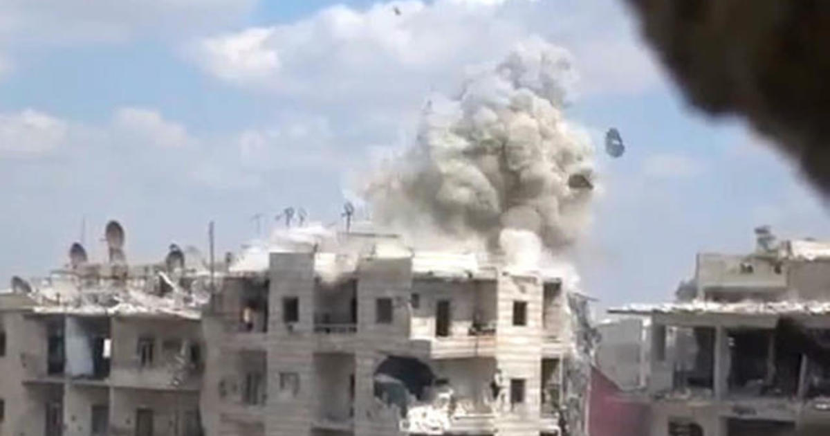Crude weapons, weary forces fuel deadly Aleppo stalemate