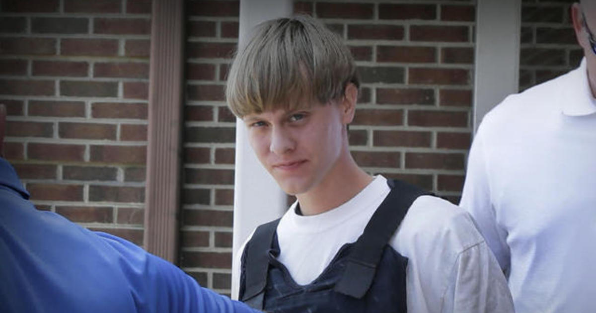 Competency hearing set for Charleston church shooting suspect Dylann Roof