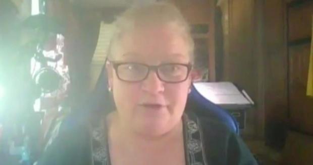 Caron McBride, ex residente de Oklahoma, enfrentó un cargo de malversación