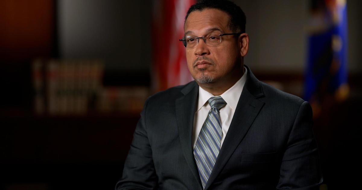 60 Minutes interviews the prosecutors of Derek Chauvin