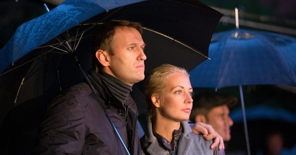 """Alexey Navalny's wife Yulia says her imprisoned husband """"has already won"""" despite ongoing struggle in Putin's Russia"""
