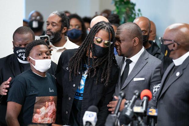 Community Protests In Elizabeth City, North Carolina Over Police Killing of Andrew Brown Jr.