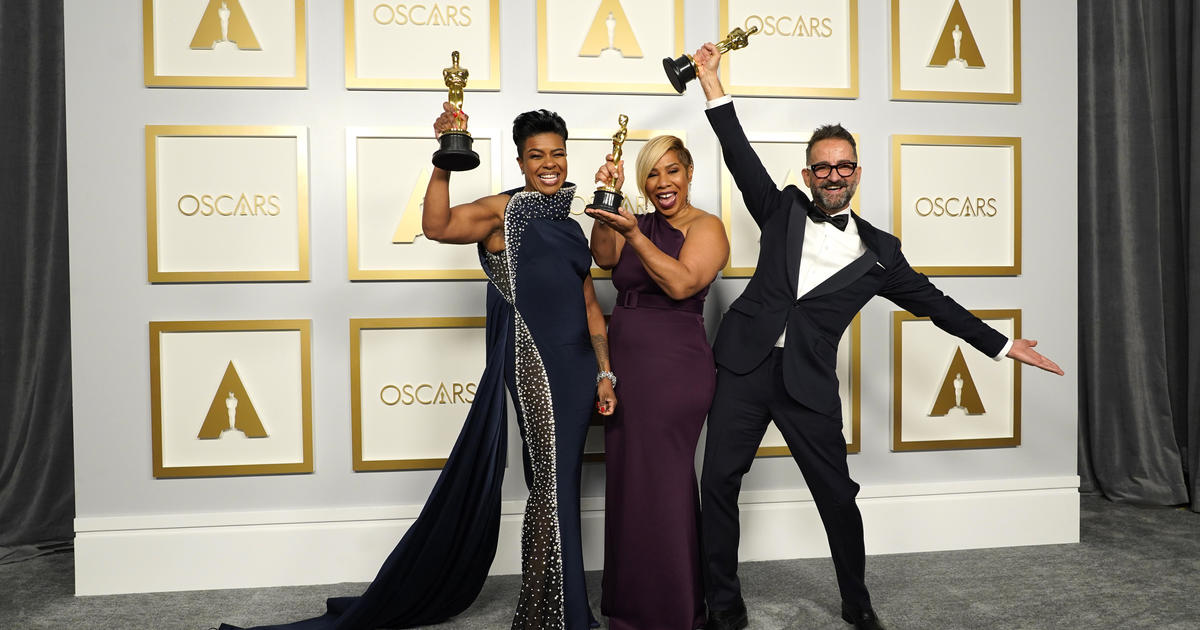 """""""Ma Rainey's Black Bottom"""" makes Oscars history with makeup and hairstyling win"""