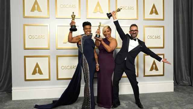 Ma Rainey's Black Bottom team — 93rd Academy Awards