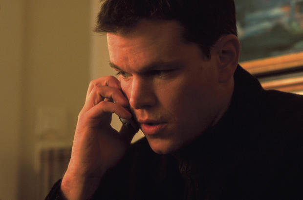 """Available May 1 on Peacock: """"The Bourne Identity"""""""