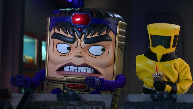 "Available May 21 on Hulu: ""Marvel's M.O.D.O.K."" Series Premiere"