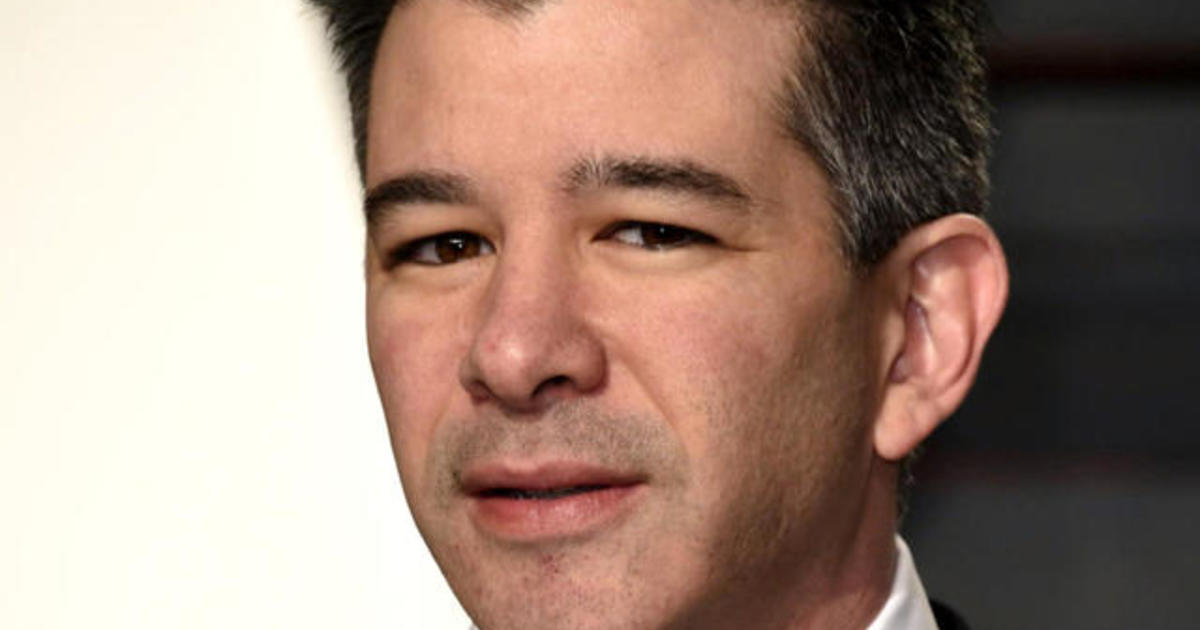 Uber CEO Kalanick ousted and other MoneyWatch headlines