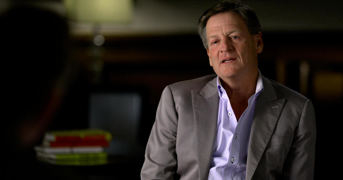 Early pandemic spotters focus of new Michael Lewis book