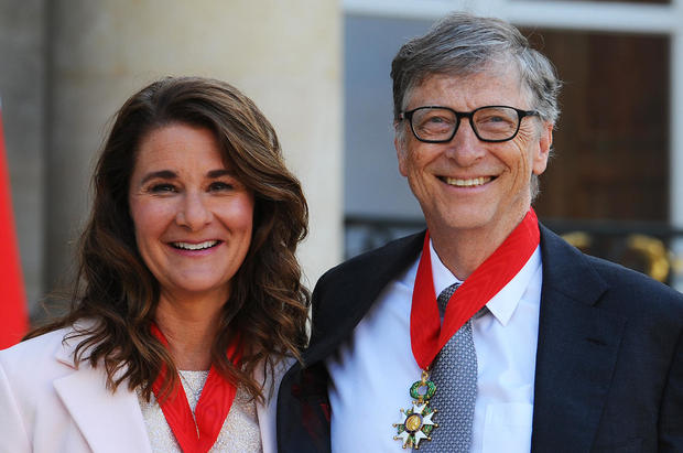 Bill and Melinda Gates to divorce after 27 years of marriage picture
