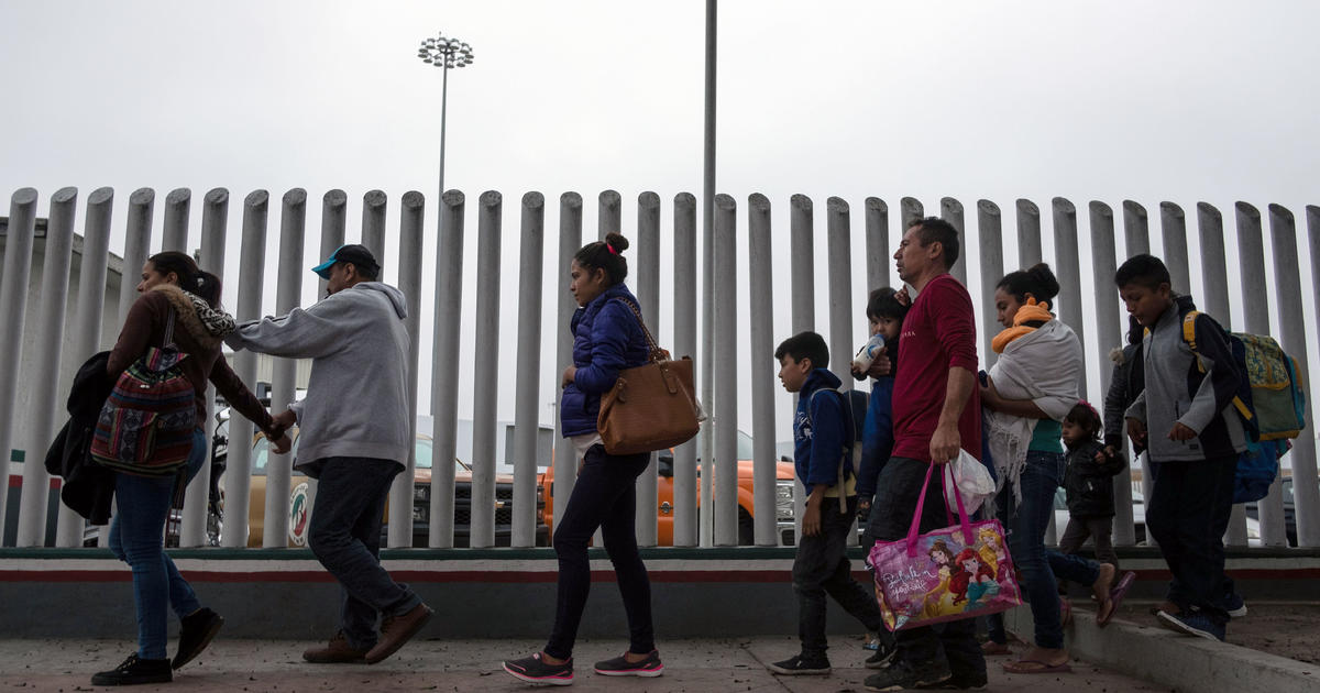 Biden task force to arrange reunifications of four migrant families separated under Trump