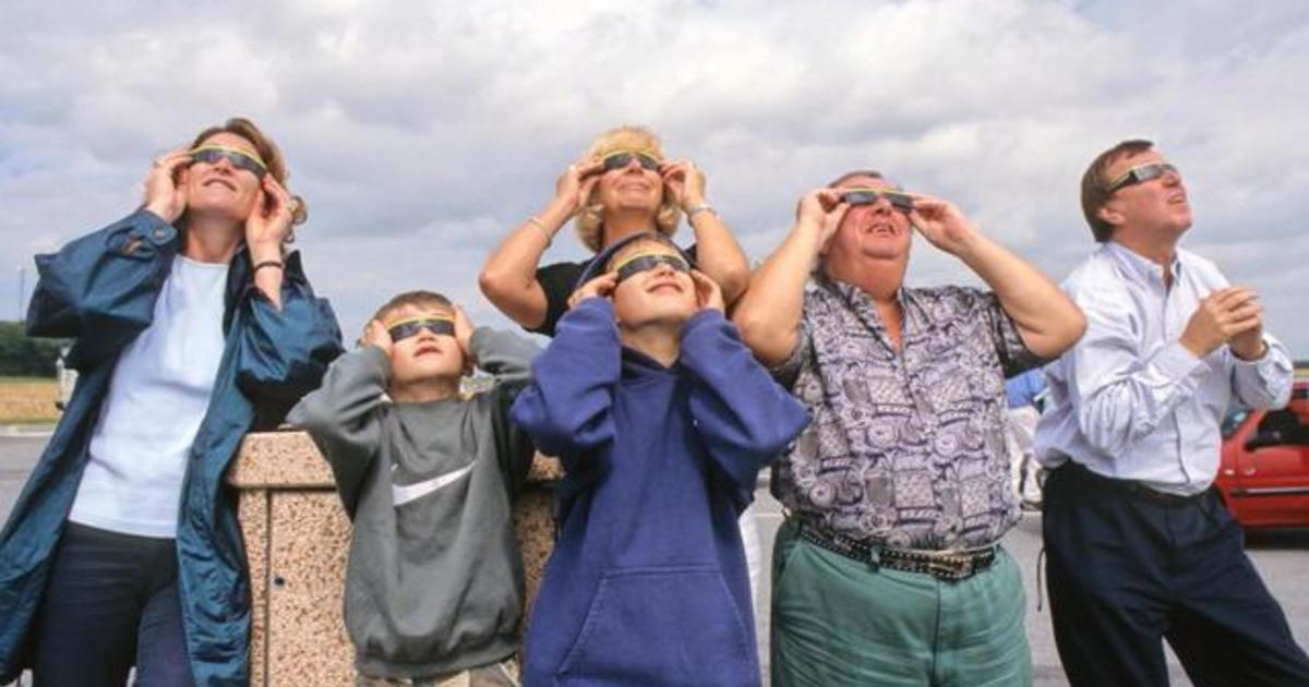 How to protect your eyes while viewing the solar eclipse