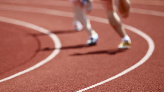 Stock image runners