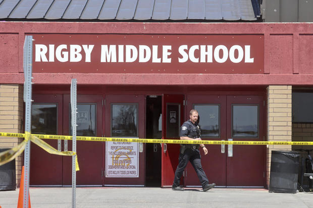 Idaho middle school shooting