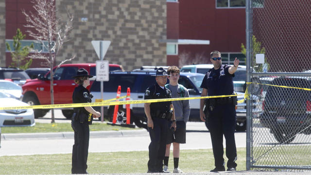 Idaho middle school shooting