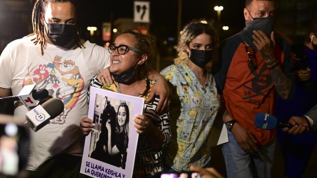 Puerto Rico Woman Killed