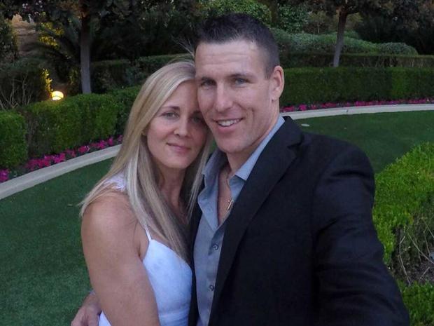 Gretchen and David Anthony