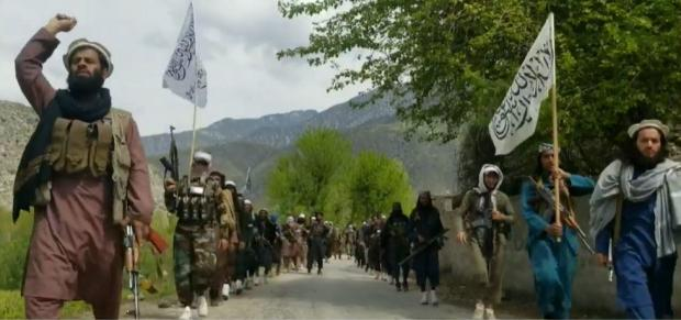 Afghan 1st vice president says negotiating with Taliban, still