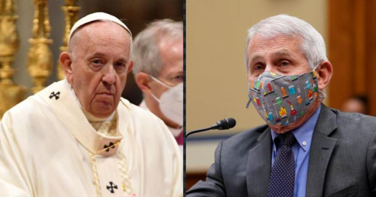 From Francis to Fauci, Vatican health conference focuses an eclectic mix of voices on COVID