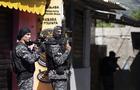 Brazil Police Operation