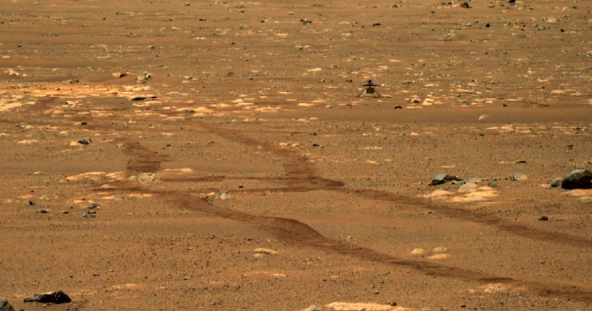 NASA begins search for ancient life on Mars after arrival of Perseverance, Ingenuity spacecrafts – 60 Minutes – CBS News