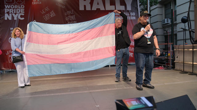 Rally: Stonewall 50 Commemoration - WorldPride NYC 2019