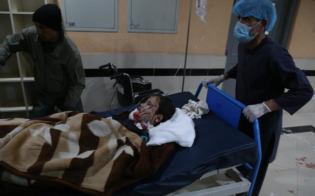 AFGHANISTAN-KABUL-EXPLOSIONS