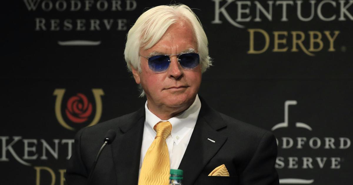 Baffert claims Kentucky Derby winner is