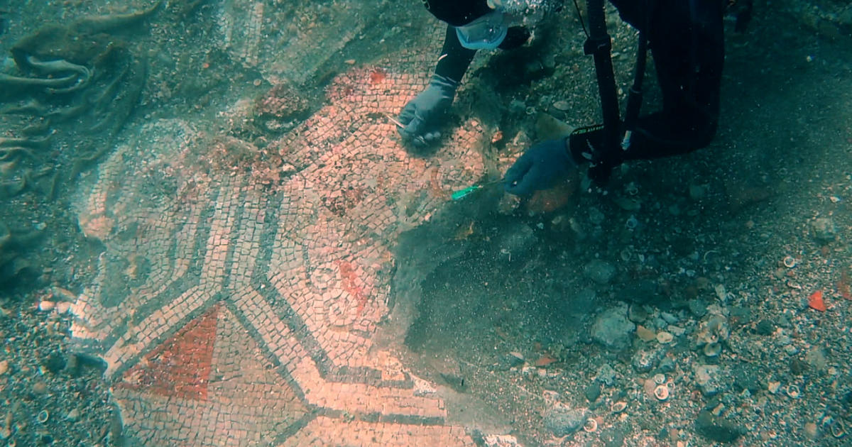 Baia: Exploring the real-life Atlantis, once ancient Rome's Sin City