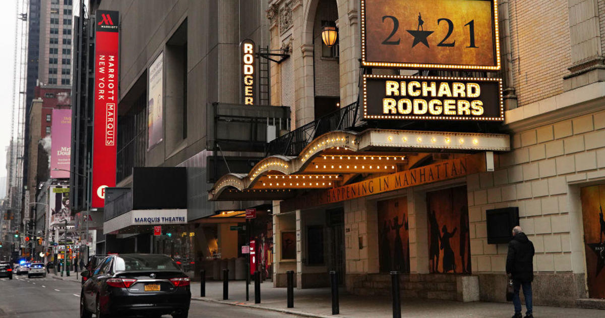 """""""Hamilton,"""" """"Wicked"""" and """"The Lion King"""" set Broadway return date"""