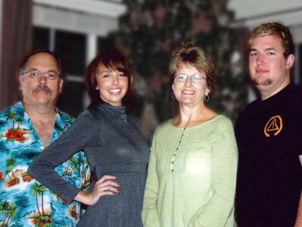 The Pettit family