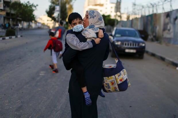 Israeli-Palestinian violence flares up