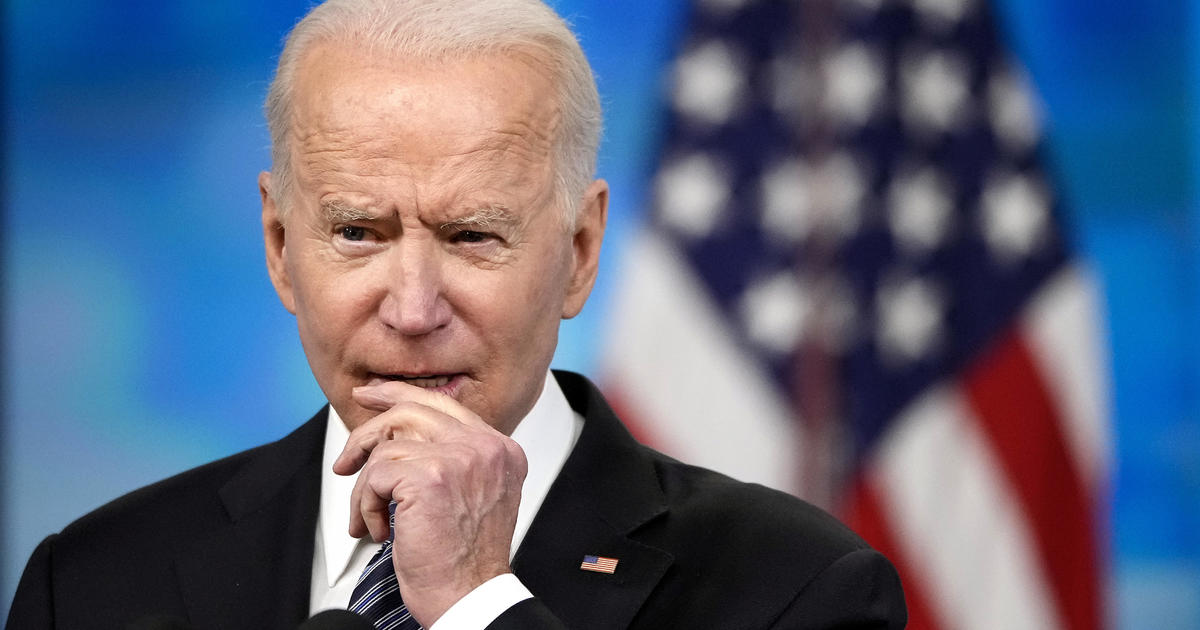 Watch Live: Biden to address Colonial Pipeline cyberattack as operations restart