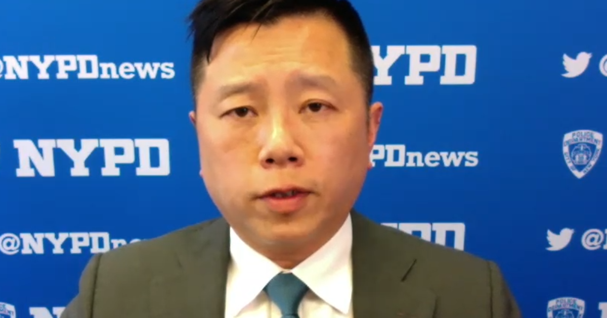 "NYPD Asian Hate Crimes Task Force chief says attacks are ""absolutely not new"""