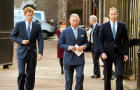 The Prince Of Wales & Duke Of Cambridge Attend The Illegal Wildlife Trade Conference