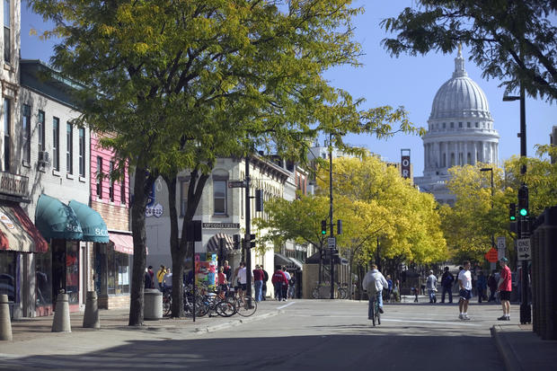 The best places to live in U.S.