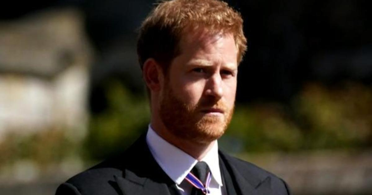 Prince Harry opens up about mental toll of royal life