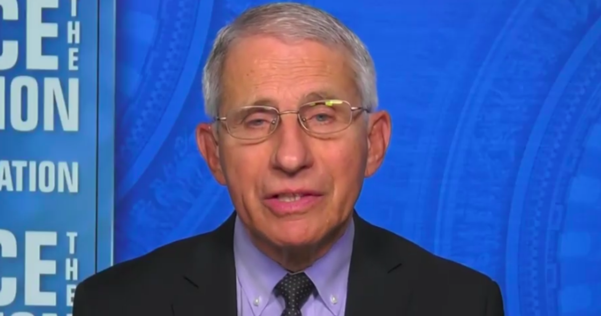 Fauci says new mask guidance