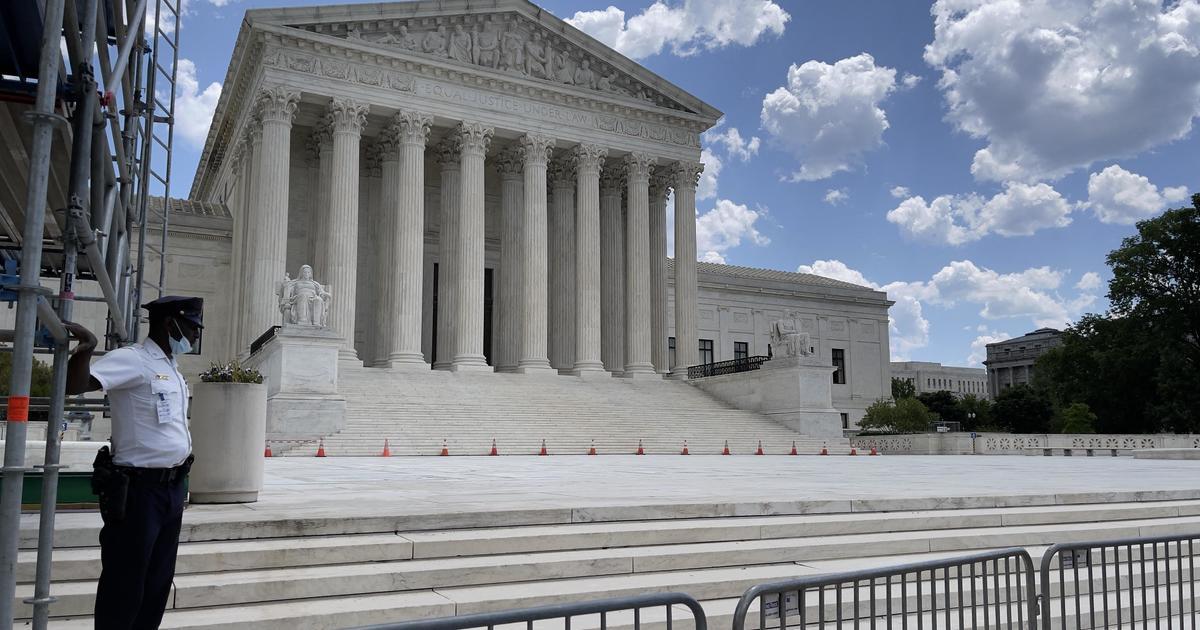 Supreme Court takes up blockbuster case over Mississippi's 15-week abortion ban