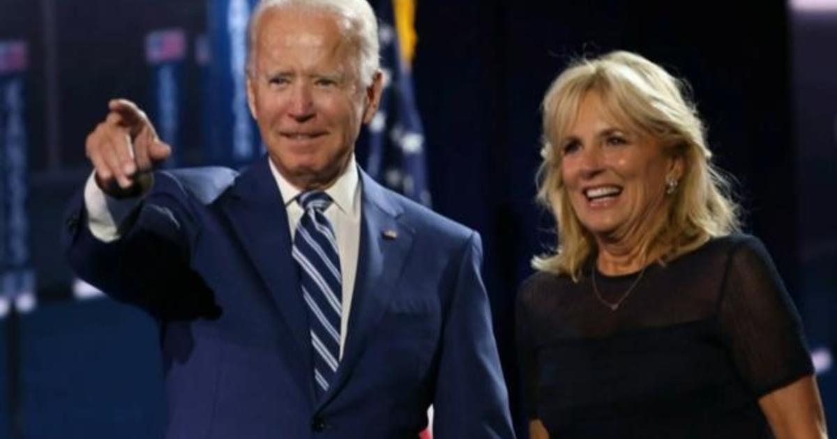Biden releases his 2020 income tax returns
