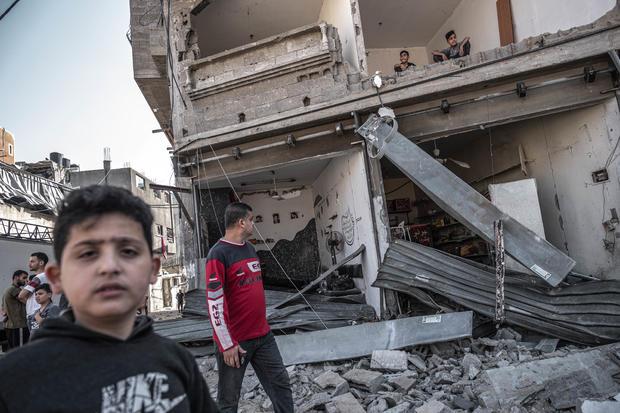 Civilian Casualties Rise As Israel-Gaza Violence Continues