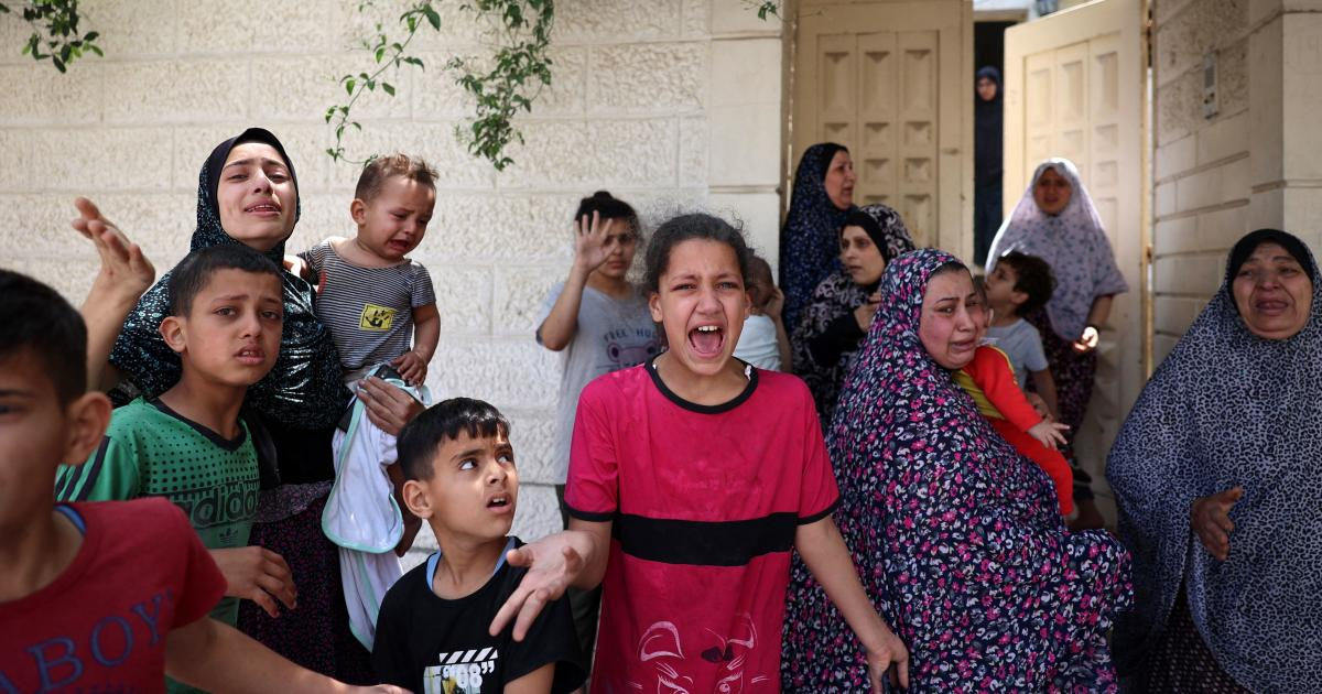 U.S. pressure fuels hope for Israel-Gaza ceasefire, but as both sides stay on the attack, kids suffer the most
