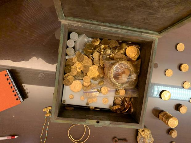 The Fenn treasure found