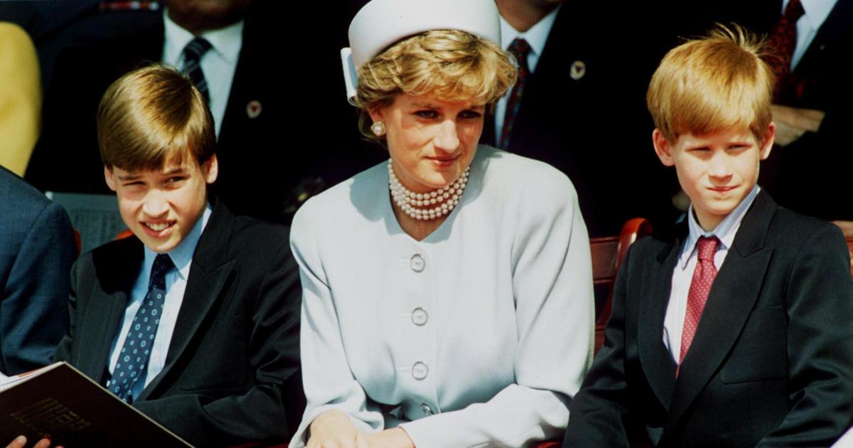 William and Harry respond to investigation's findings on Diana's 1995 BBC interview